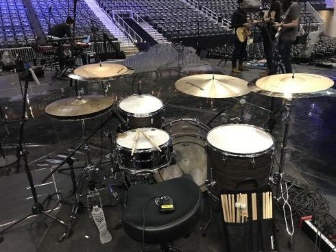 Paul Whittinghill - Passion Conference - Drum Gear Run Down