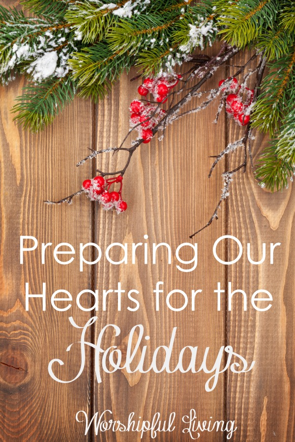Is your heart ready for the Holidays?