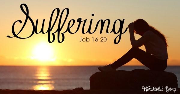 Suffering - Worshipful Living