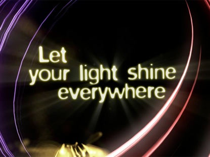 Let Your Light Shine | Church Motion Graphics ...