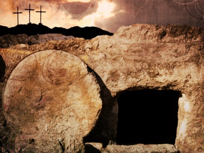 Image result for empty tomb of jesus