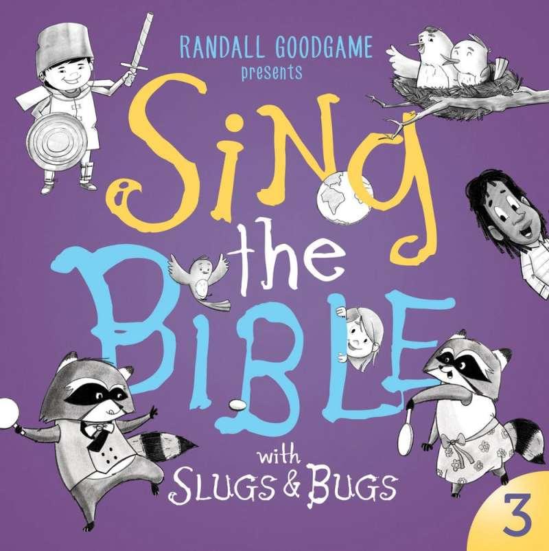 Sing the Bible Volume 3 album art