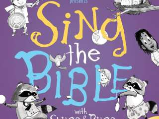 Sing the Bible Volume 3 album art