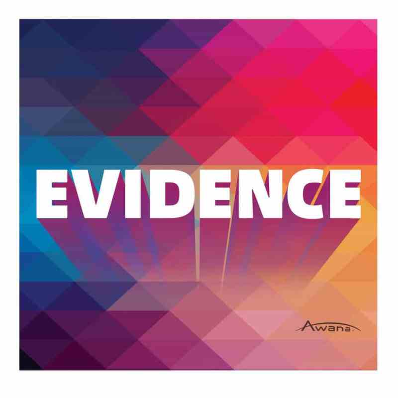 Evidence abum art