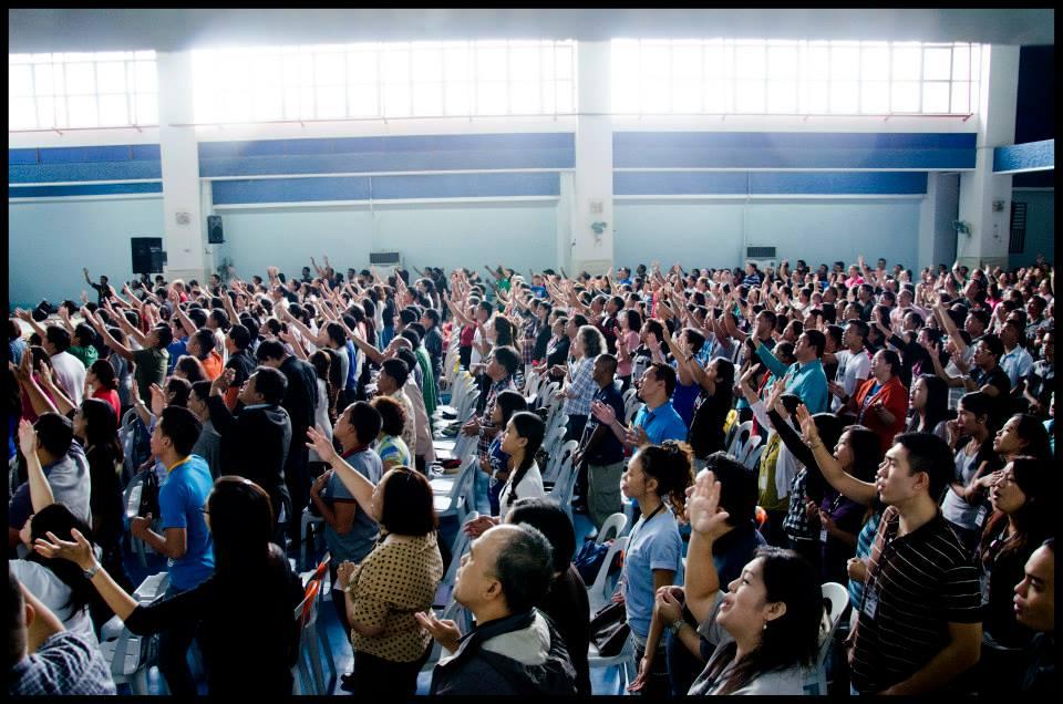 Born again philippines