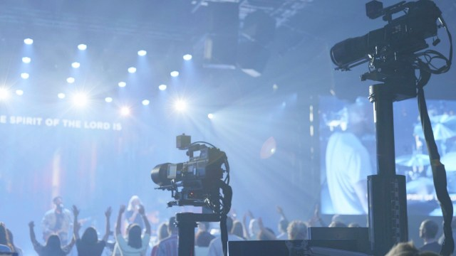 Advanced Multi-Camera Live Streaming for Churches