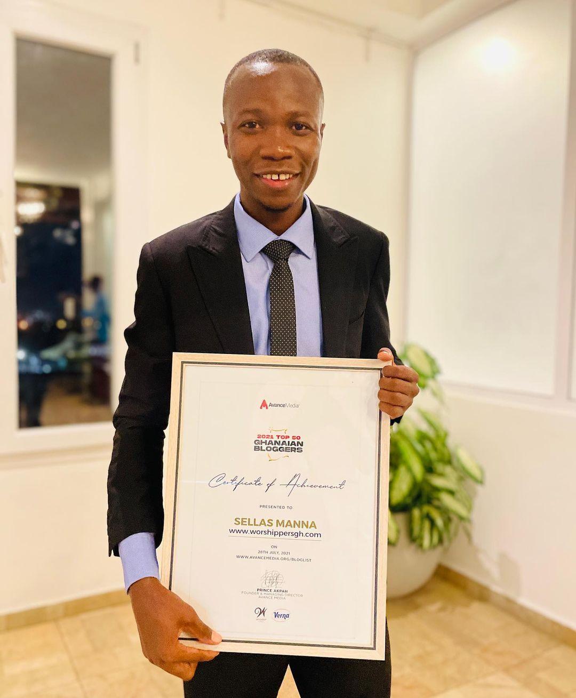 Sellas Manna Top Bloggers in Ghana