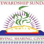 Stewardship Sunday: Serving, Sharing, Giving