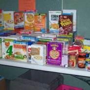 Prayer for a Food Shelf Distribution