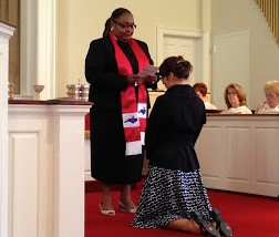 Ordination, Greensboro, North Carolina, USA