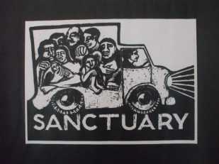 Sanctuary, artwork in Bellingham, Washington
