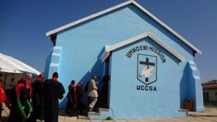 Umgeni Mission United Congregational Church of Southern Africa -- Ana Gobledale