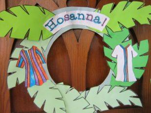 Palm Sunday wreath 2