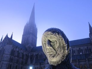 Mary, Salisbury Cathedral, UK