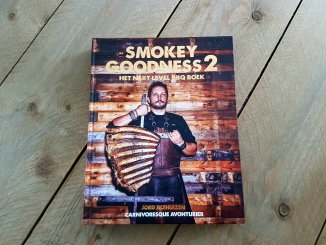 Cover van Smokey Goodness 2 van Jord Althuizen