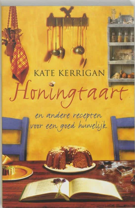 Honingtaart van Kate Kerrigan culinaire roman