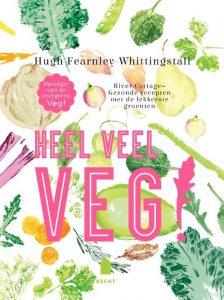 Cover Heel veel Veg! voor foodie verlanglijstje