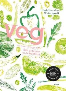 Cover Veg! voor foodie verlanglijstje
