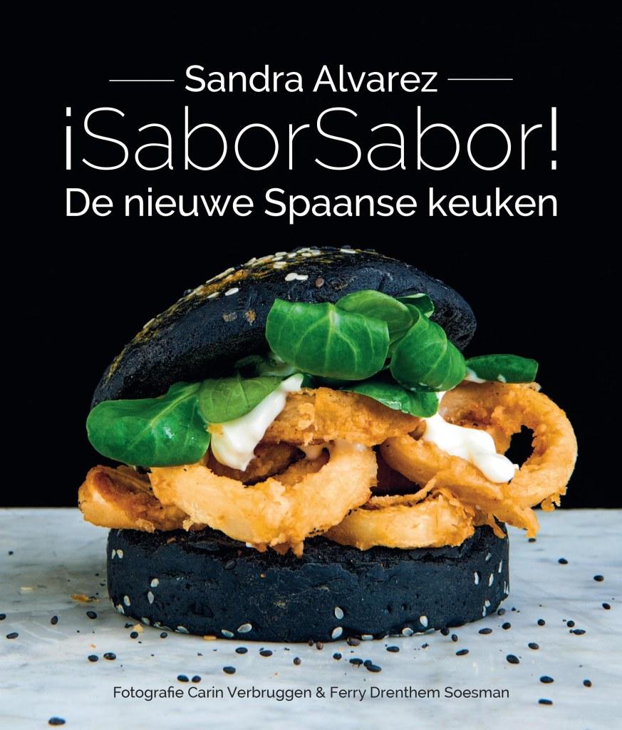 Sabor Sabor kookboek cover