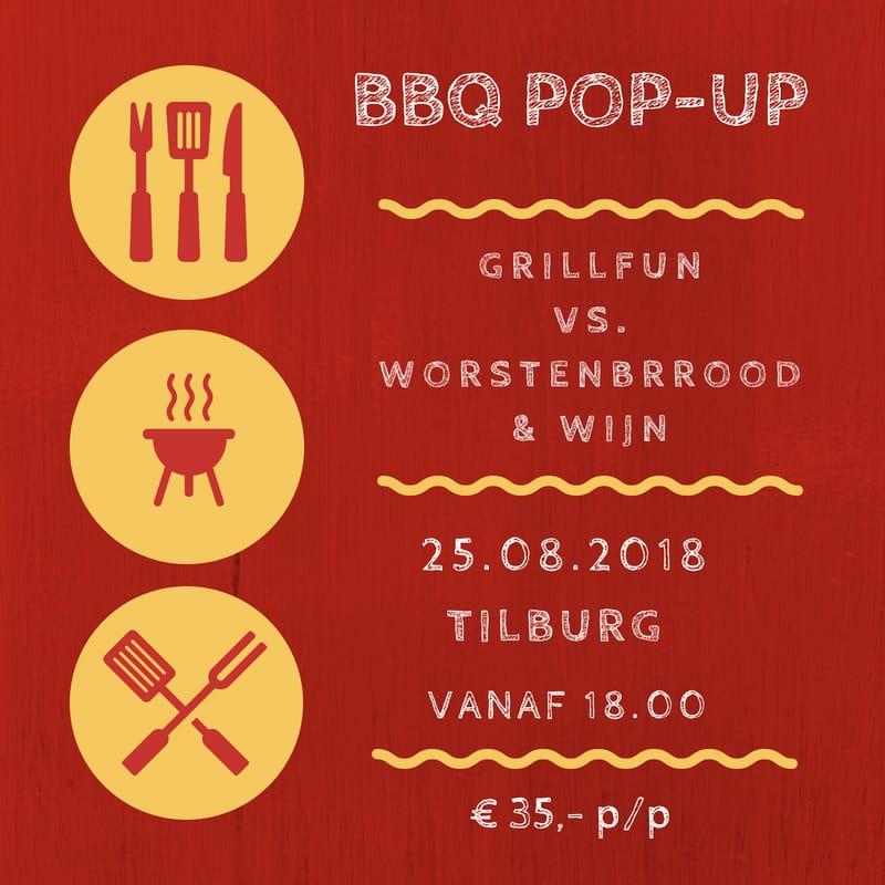 BBQ pop-up logo
