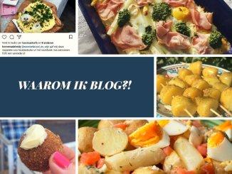 waarom ik blog
