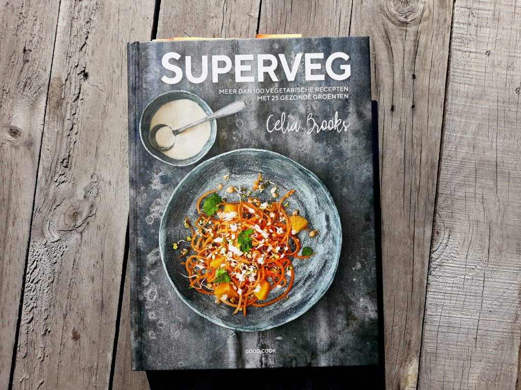 Superveg kookboek cover
