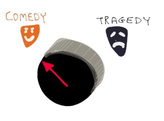 comedy_tragedy