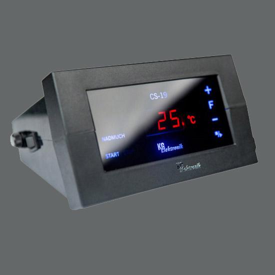 Автоматика для твердопаливного котла KG Elektronik CS-19 фото