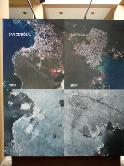 Die Besiedlungsexplosion auf San Cristobal und Santa Cruz
