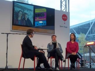 """Anne Weiss und Stefan Bronner sprechen über ihr Buch """"Wir Kassettenkinder"""""""