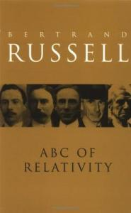 Short Book Review: ABC of Relativity by Bertrand Russell