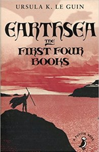 Earthsea - the first four books by Ursula K. Le Guin