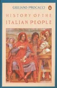 History Of The Italian People by Giuliano Procacci