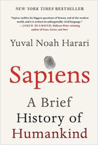 Short Book Review: Sapiens by Yuval Noah Harari