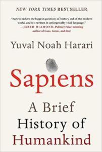 Short Book Review: Sapiens by Yuval Noah Harari