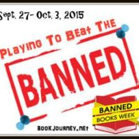Banned Books Reading Banned Books-- The Perks of Being a Wallflower by Stephen Chbosky