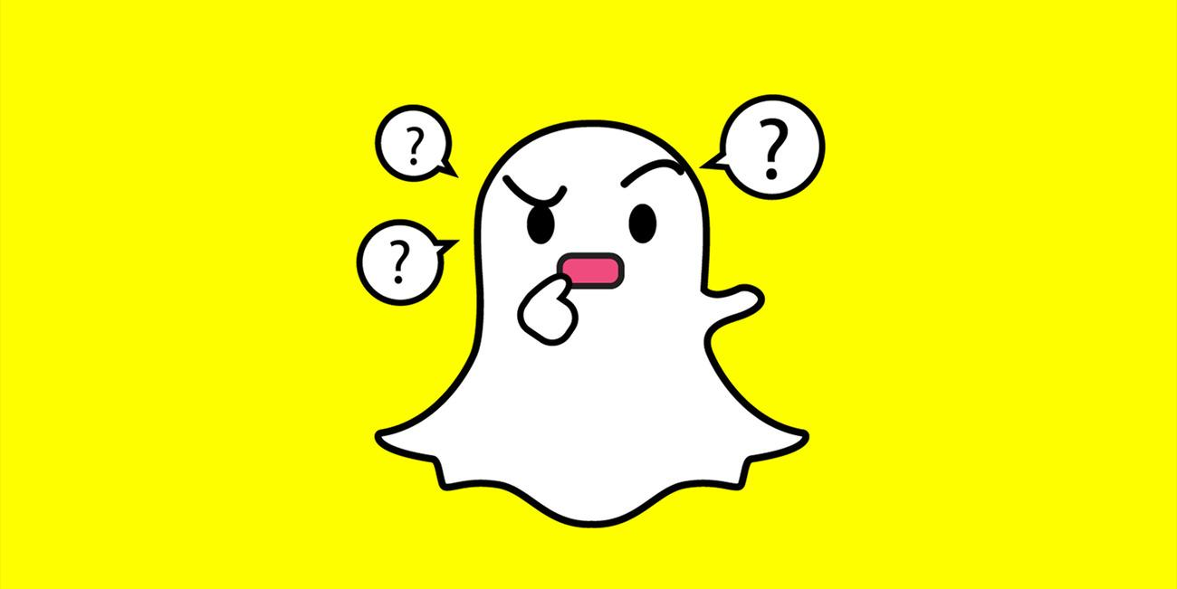 What happen when you block someone on snapchat?