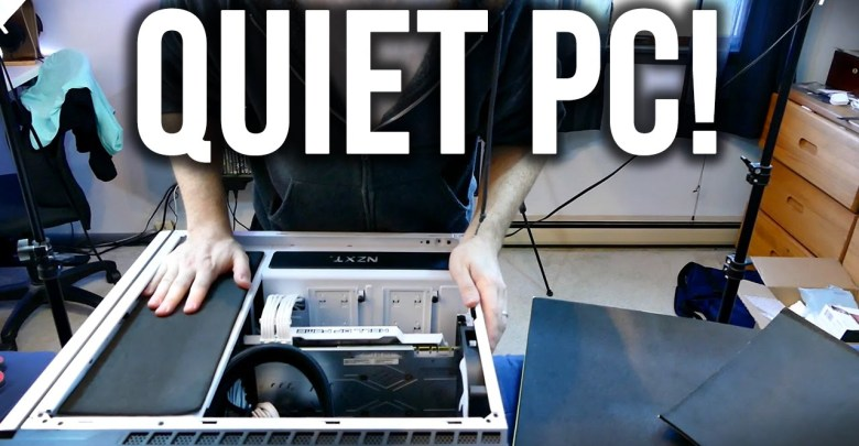 Be Quiet - How To Make Your PC Less Noisy