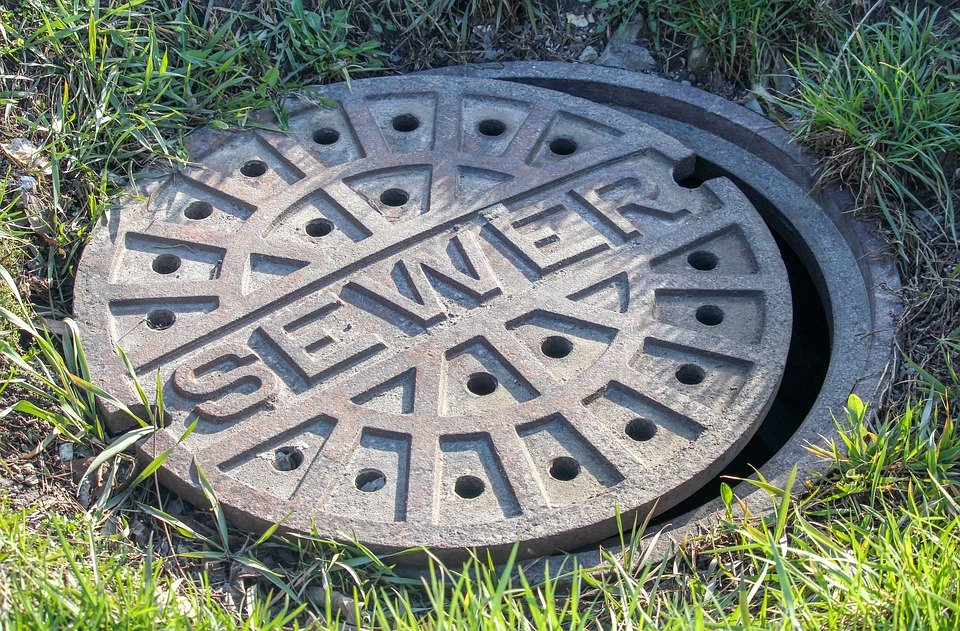 sewer overflows