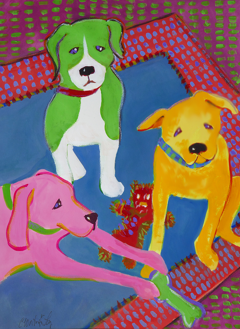 3 Dogs Series