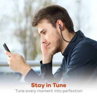 TaoTronics Bluetooth Headphone_7