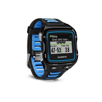 Garmin Forerunner 920XT Black:Blue Watch_2