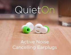QuietOn – Active Noise Cancelling Earplugs