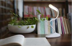 良美惠LED叶子台灯