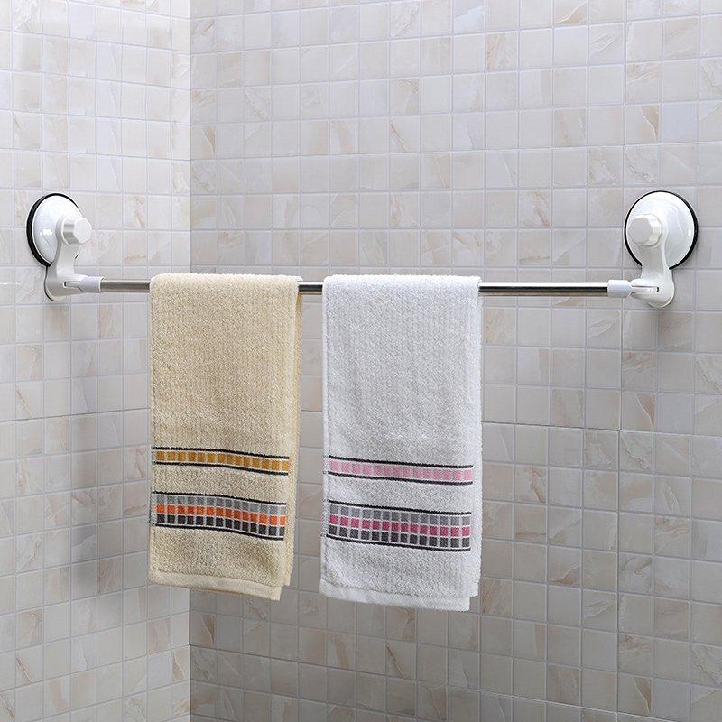 浴室吸盘毛巾架