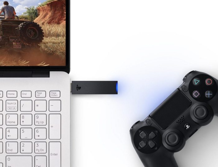 PlayStation DualShock 4 USB Wireless Adapter by Sony