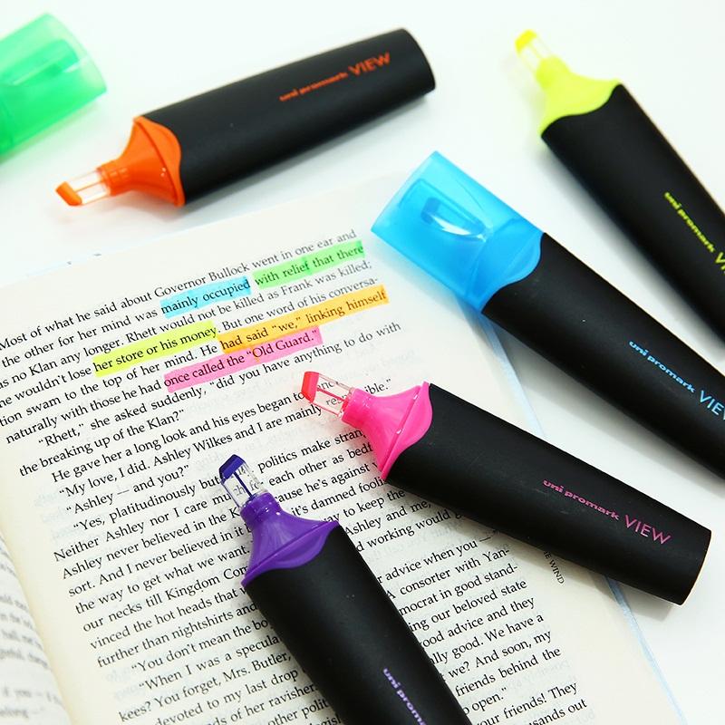 三菱USP-200 彩色荧光笔