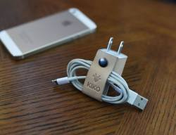 The Kiko Cord-ganizer for iPhones