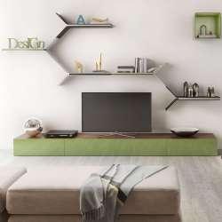 Tarvo Wall Shelf, Set of 2 by URBN