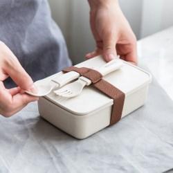 环保谷物纤维饭盒